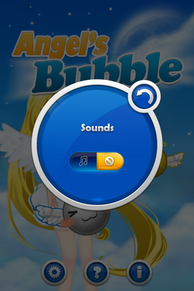 Screenshot Angel's Bubble